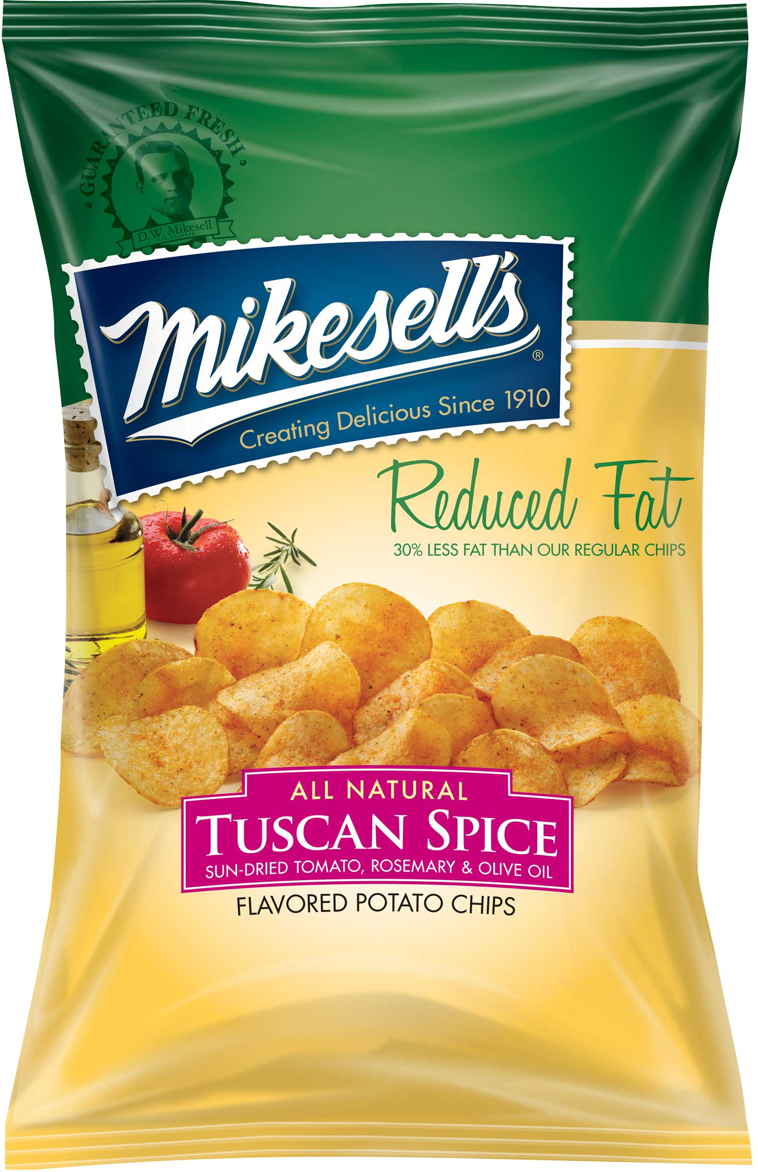 Mikesell's Chips Tuscan Spice