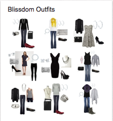 Blissdom Outfit